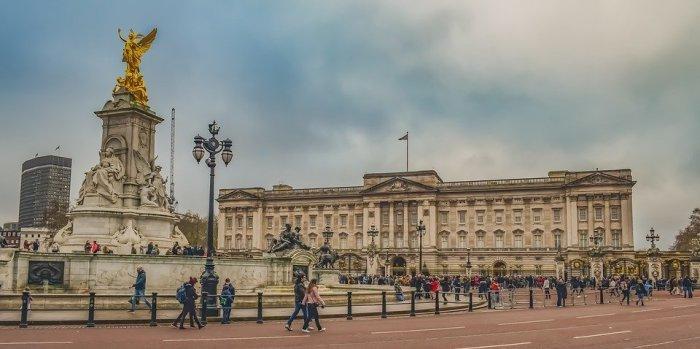 ◆バッキンガム宮殿-1